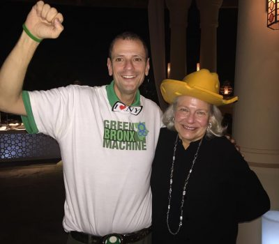 Stephen Ritz with Nancie Atwell