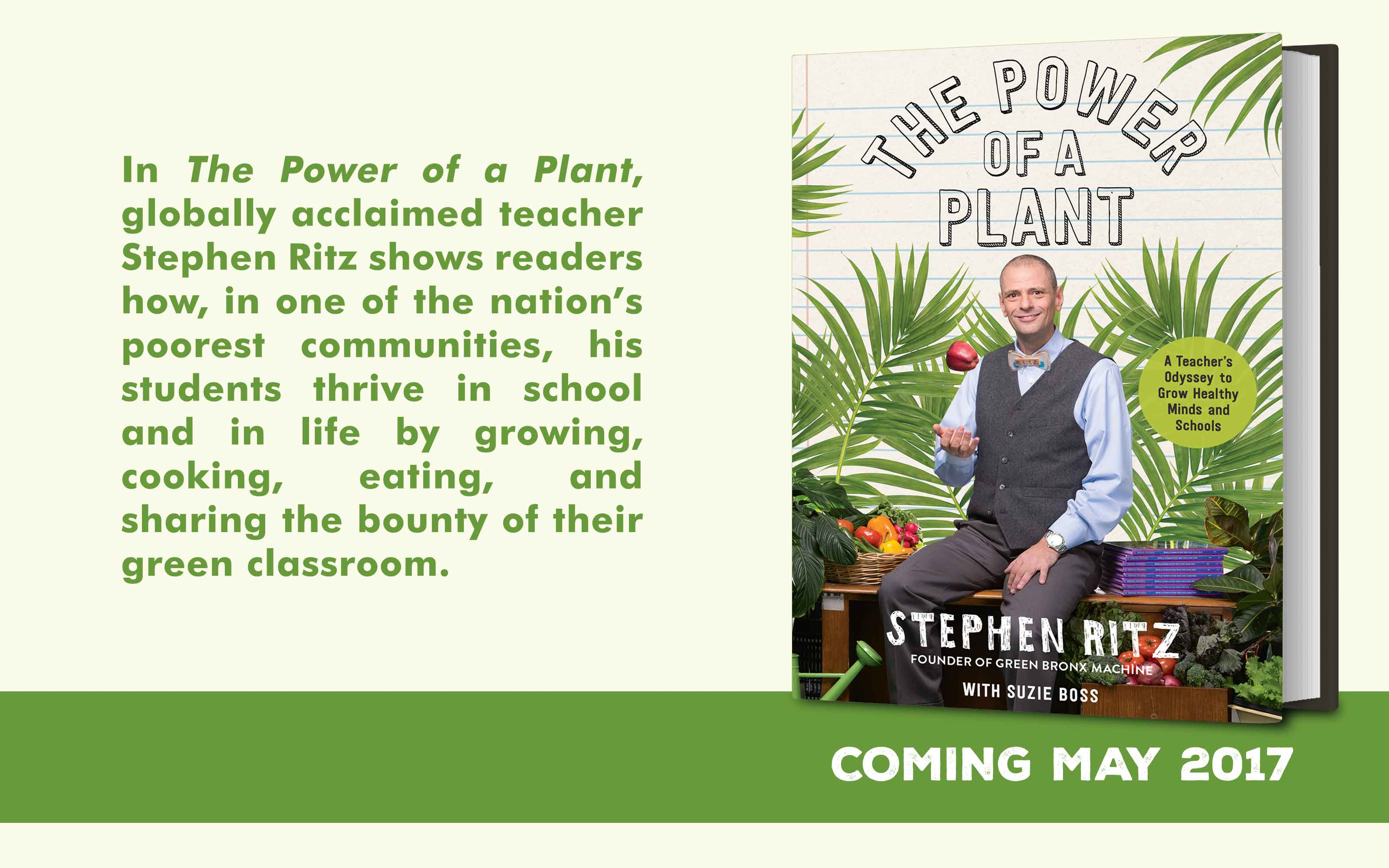 Image result for Power of a plant ritz
