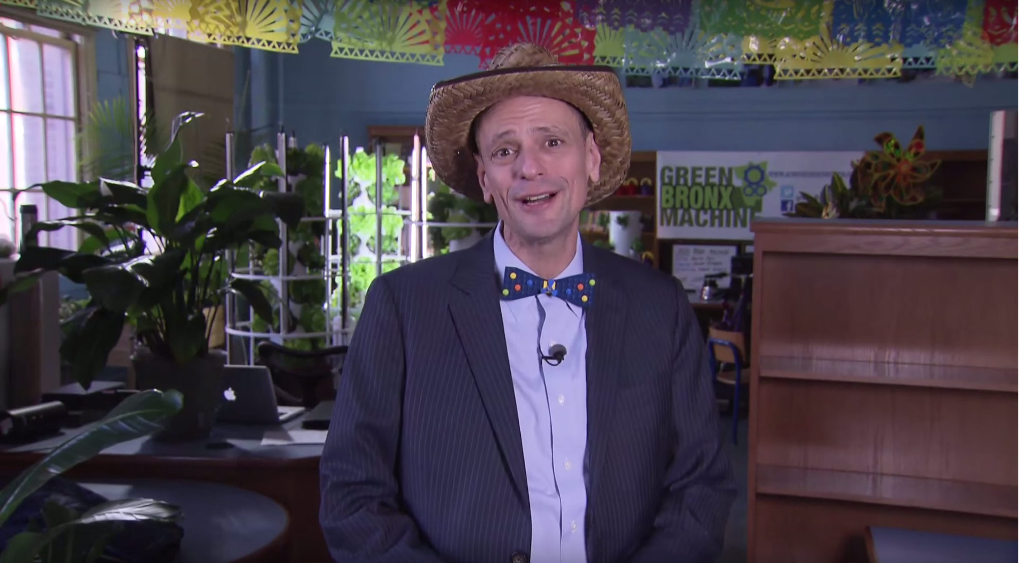 Stephen Ritz - Global Teacher Prize Video