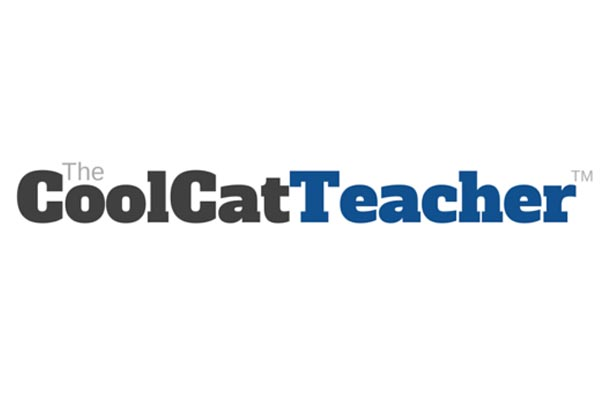 Cool Cat Teacher Logo