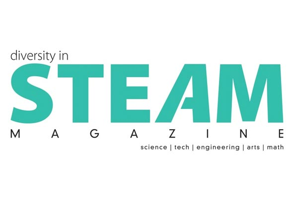 Diversity in STEAM Logo