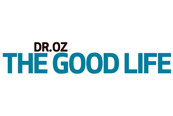 Dr Oz The Good Life Logo