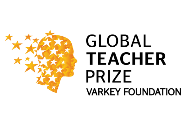 Global Teacher Prize Logo