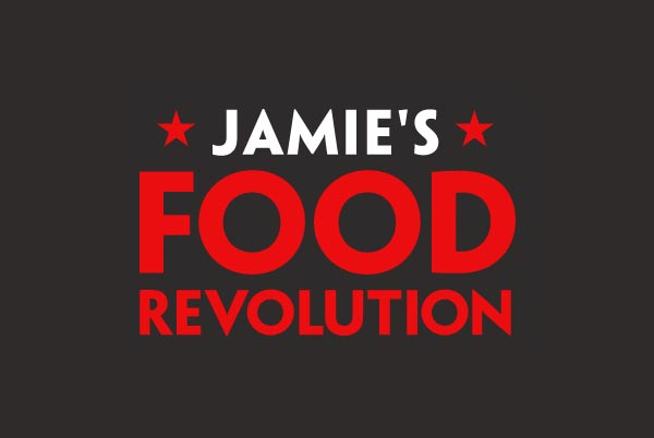 Jamie's Food Revolution Logo