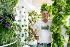 Stephen Ritz - Tower Garden Cover Image