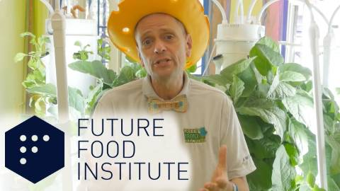 Future Food Institute - Stephen Ritz speaks about Sustainable Education