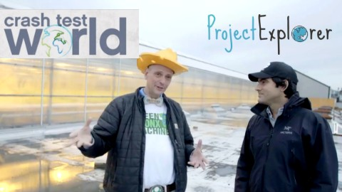 Stephen Ritz on Project Explorer Crash Test World