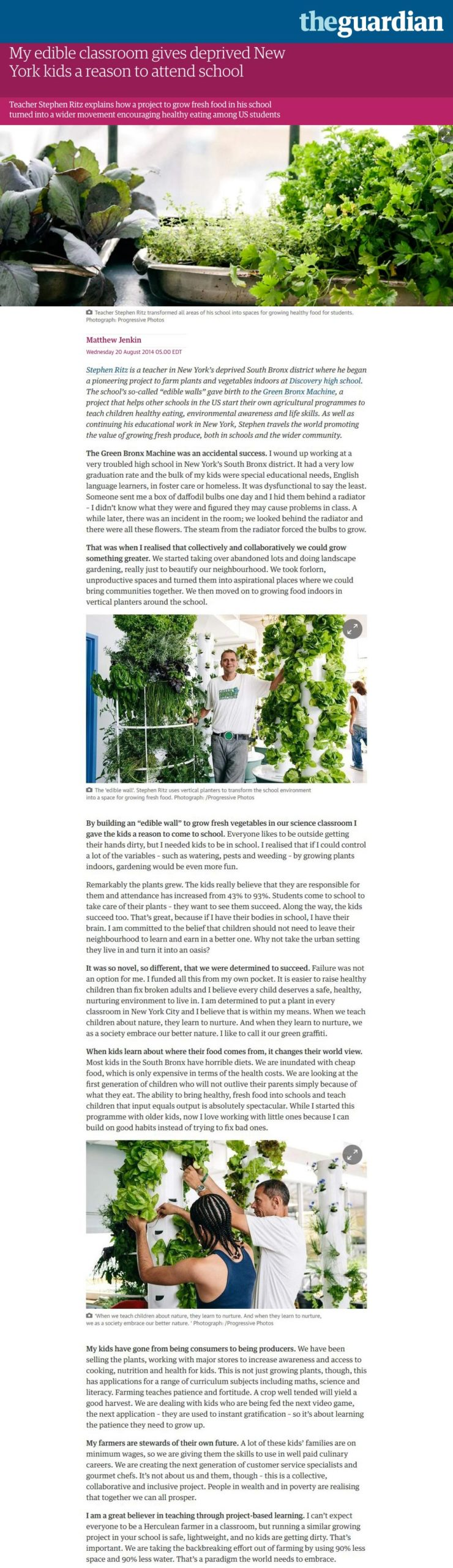 2014-08-20-the-guardian-my-edible-classroom-gives-deprived-new-york-kids-a-reason-to-attend-school