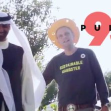 Stephen Ritz and the Green Sheikh on Pulse 95